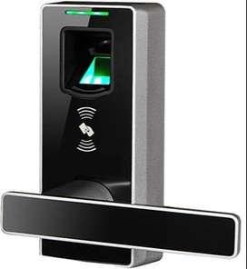 Akses Kontrol Handle Pintu Hotel Lock MBB L3000 Access Door Finger Pin