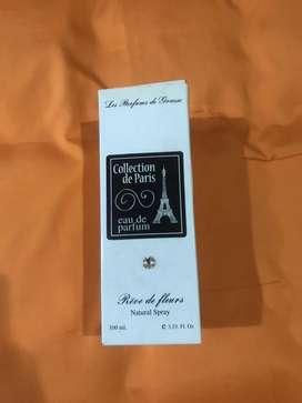 Collection de Paris Eu de Perfume