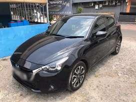 Mazda 2 R 2016 Automatic Matic AT Hitam