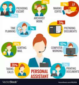 Accountant/personal assistant(only females)