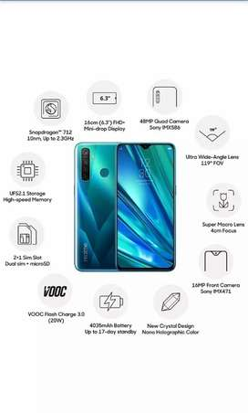 Realme 5pro 4gb ram 64 rom Good condition
