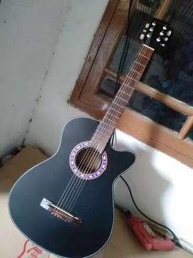 Gitar akustik albider