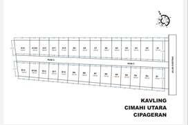 Miliki segera tanah kavling Cipageran lokasi strategis dekat pemkot