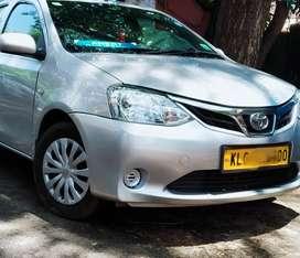 Toyota Etios 2017 Diesel 70000 Km Driven