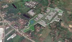 Tanah Kavling Kawasan Industri Tangerang Mr. Hend