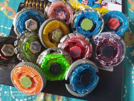 12 beyblade for 1500 with 2 launcher