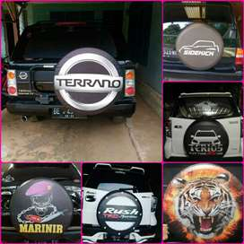 Sarung cover ban Rush Terios Taruna Touring Kuda Everest CR-V Jeep dll