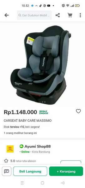 Carseat Massimo like new