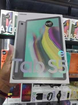 New Tablet Samsung Tab S5 e baru 4/64GB