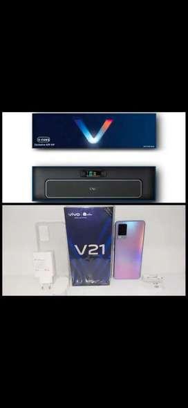 Vivo V21 (5G) 11/128 baru