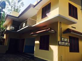 2BHK Flats for rent in guruvayoor & Kunimkulam(near royal  college)