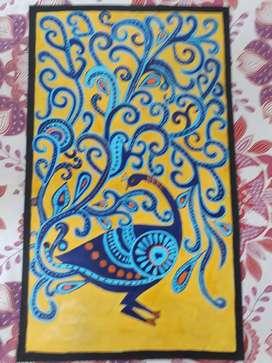 Madhubani Painting for Wall decoration