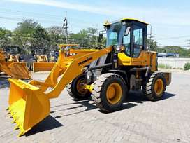 Dealer Alat Berat Wheel Loader Powerful Harga Murah di Mataram
