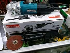 """Gerinda / Grinda Tangan 4"""" body slim Makita GA 4030"""