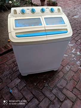 Godrej 8kg washing machine