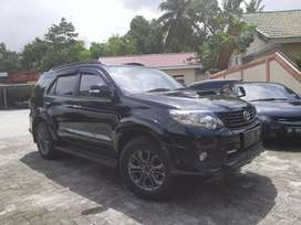 Fortuner g trd vnt 2015 manual