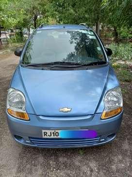 Chervolet spark2009 model 1st owner . full insurance