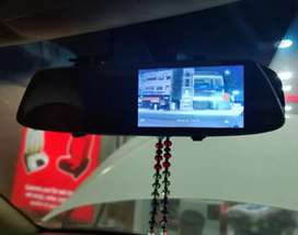 CAR REVERSE CAMERA AND DISPLAY
