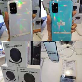 SAMSUNG GALAXY A51 TERMURAH SE.OLX FREE SPEAKER  WIRELESS BLUETOOTH