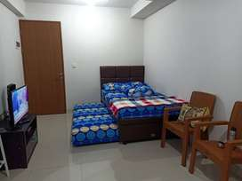Sewa Bulanan/Tahunan Apartemen The Oak Tower Studio Semi Furnished