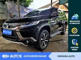 [OLX Autos] Mitsubishi Pajero Sport Dakkar 2016 4X2 A/T #Farhana Auto