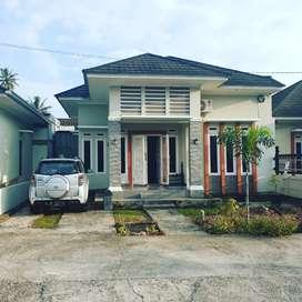 Rumah dengan posisi Strategis di Kota Padang