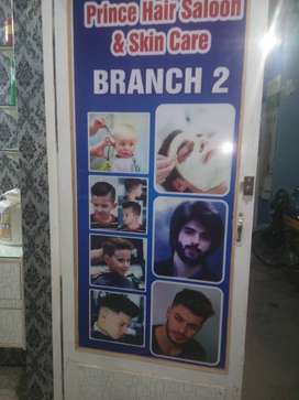 Prince hair Saloon