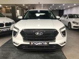 Hyundai Creta Facelift, 2020, Petrol