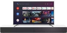Led TCL 55inch Android TV Cukup bayar 700rb saja