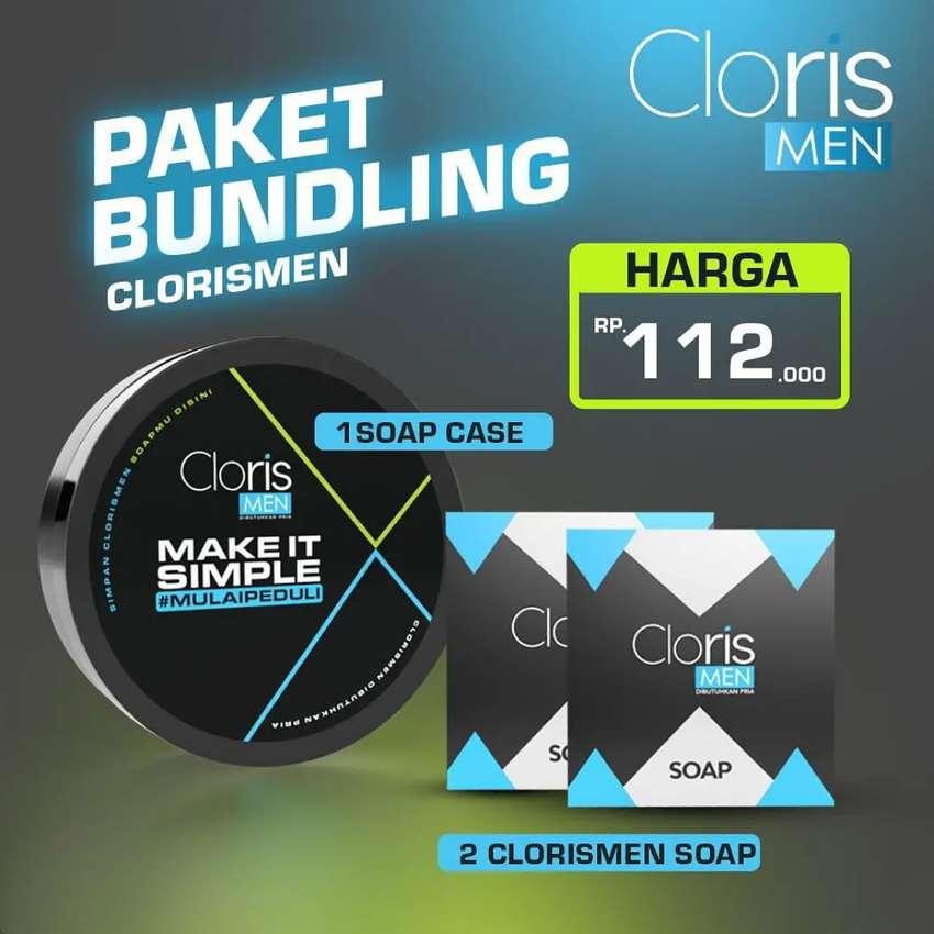 Promo Clorismen Paket Bundling beli 2 gratis SoapCase