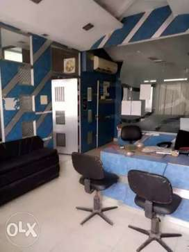 Well Furnished office for the rent