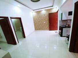 3 Bhk semi furnished on rent in zirakpur