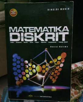 Buku Matematika Diskrit