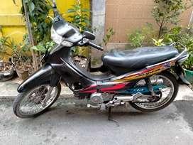 Honda Supra X, th2002, B.DKI panjang, mesin bagus