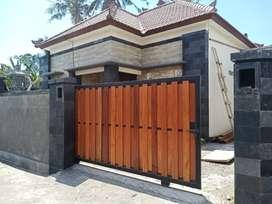 Jasa Bikin Kisi-Kisi Pagar dan Pintu Gerbang Besi