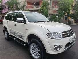 Mitsubishi Pajero Sport Limited Edition, 2015, Diesel
