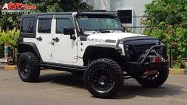 Jeep Wrangler Sahara 3.6 FULL MODIFIKASI RATUSAN JUTA Km 40Rb 2012