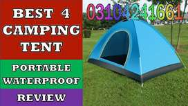 Camping Tent part of you and your home.So, it becomes all the more
