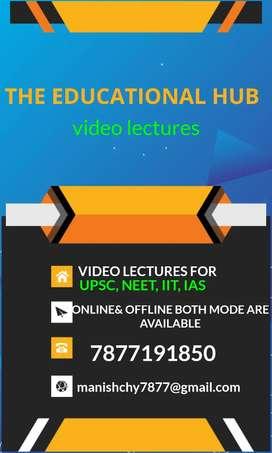 STUDY MATERIAL FOR IIT, UPSC, NEET, IAS