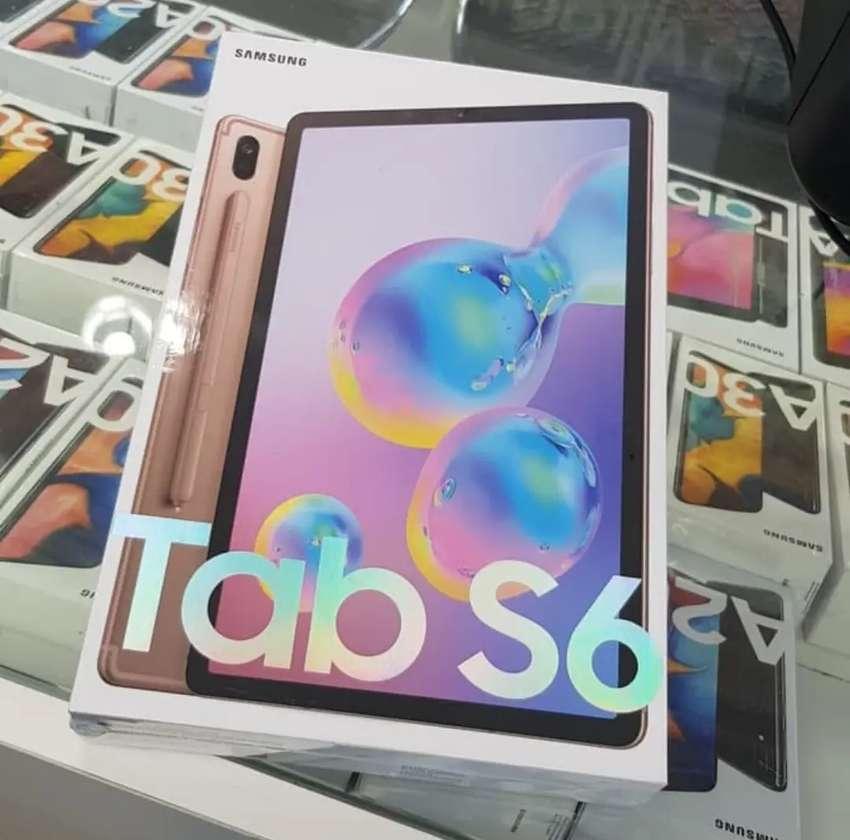 Samsung galaxy Tab S6 6/128GB bisa cicilan tanpa cc proses cepat 0