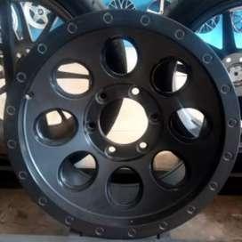 Velg racing SUV bisa buat mobil Pajero Fortuner R16-8.5 h6-139.7 et5