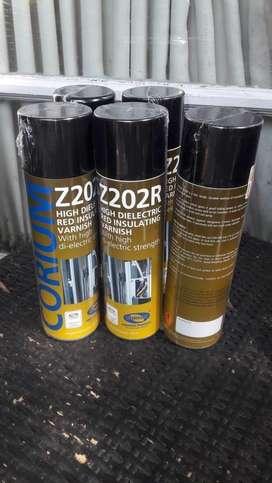 Jual corium z202r insulating varnish dielectric, pernis dielektrik