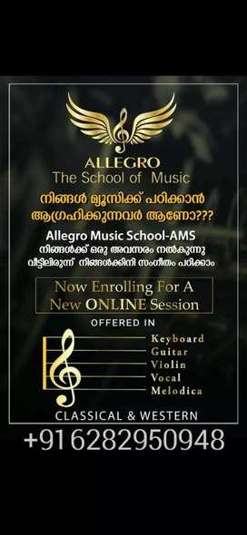 Music online class... Summer Camb.