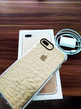 Iphone 7 plus 32gb garansi resmi ibox