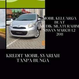 Nissan March 1.2 (Bisa Kredit Syariah)