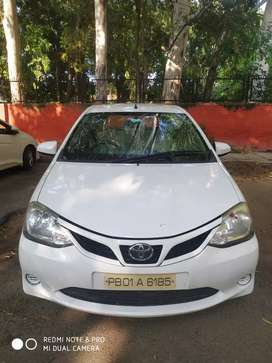 Toyota Etios Liva 2015 Diesel Good Condition uber attached