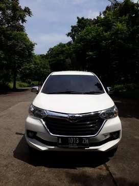 Toyota Avanza G Mt 2017