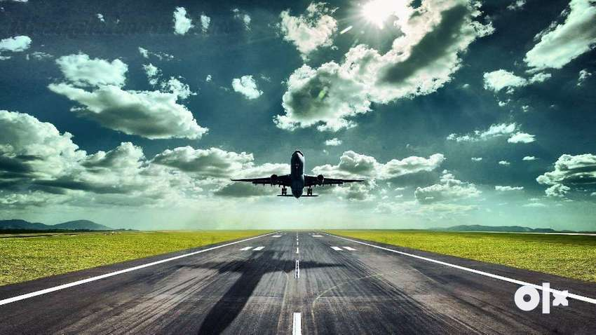 Ground Staff Job - Airport Job Ground staff Job Air Hostess/Flight Ste 0