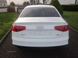 Audi A4 2.0 TDI (177bhp), Technology Pack, 2013, Diesel