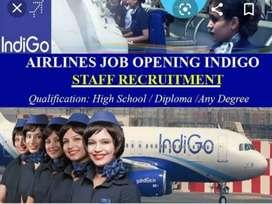 Indigo airlines airport